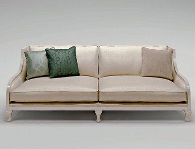 Итальянский 2-х местный диван CLUB фабрики BRUNO ZAMPA