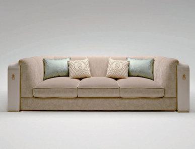 Итальянский 3-х местный диван COCO фабрики BRUNO ZAMPA