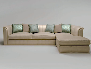 Итальянская модульная мягкая мебель GORDON фабрики BRUNO ZAMPA