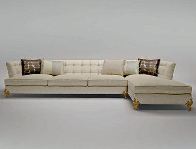Итальянская модульная мягкая мебель KING фабрики BRUNO ZAMPA