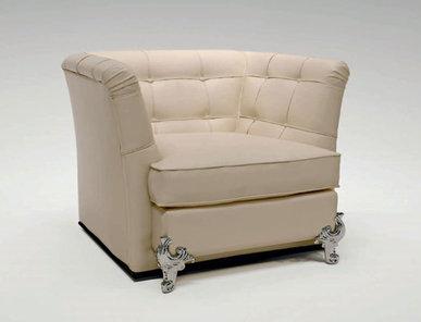 Итальянское кресло KING small фабрики BRUNO ZAMPA
