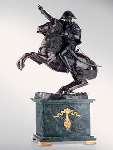 Итальянская бронзовая статуя Napoleone Bonaparte фабрики Fonderia Artistica Ruocco