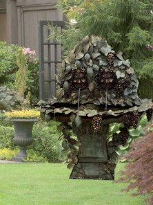 Итальянский бронзовый фонтан Limoncello Fountain фабрики Fonderia Artistica Ruocco
