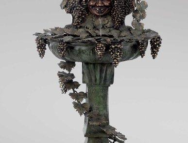 Итальянский бронзовый фонтан Bacco фабрики Fonderia Artistica Ruocco