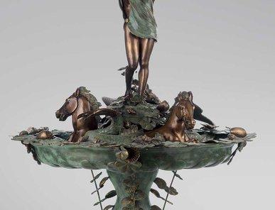 Итальянский бронзовый фонтан Awakening фабрики Fonderia Artistica Ruocco