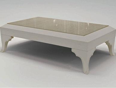 Итальянский журнальный столик IKE фабрики BRUNO ZAMPA
