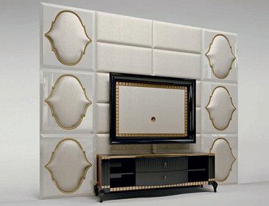 Итальянская мебель для ТВ IKE фабрики BRUNO ZAMPA