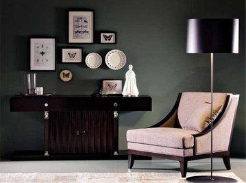 Итальянское кресло Vendome I фабрики Philipp Selva