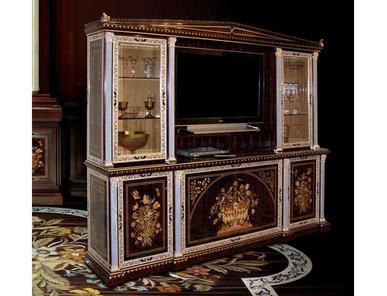 Итальянская мебель для ТВ F951 фабрики BAZZI