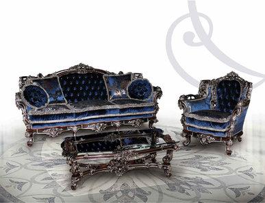 Итальянская мягкая мебель фабрики BAZZI Композиция 04