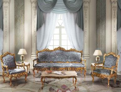 Итальянская мягкая мебель фабрики BAZZI Композиция 06