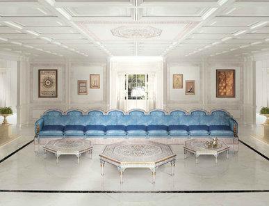 Итальянская мягкая мебель фабрики BAZZI Композиция 16