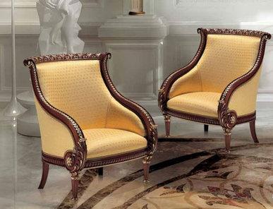 Итальянское кресло F339 фабрики BAZZI