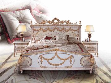 Итальянская кровать F119 фабрики BAZZI