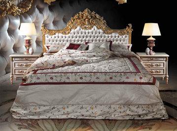 Итальянская кровать F120 фабрики BAZZI