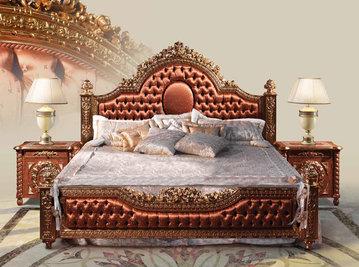 Итальянская кровать F369 фабрики BAZZI