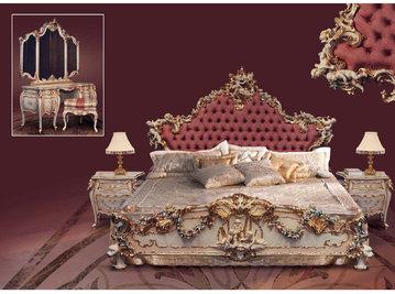 Итальянская кровать 312/A фабрики BAZZI