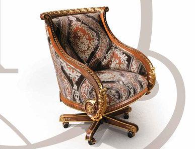 Итальянское кресло F339/B фабрики BAZZI