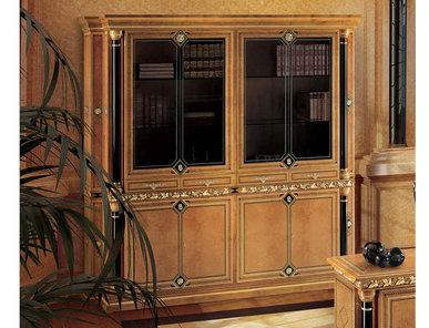 Итальянский книжный шкаф F515/A фабрики BAZZI