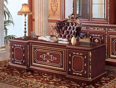 Итальянский письменный стол F602 фабрики BAZZI