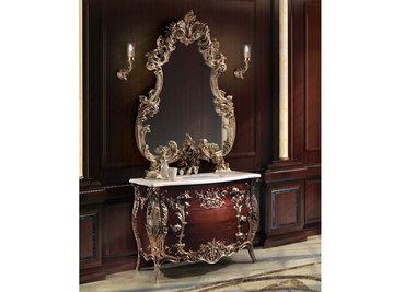 Итальянская мебель для ванной F373 фабрики BAZZI