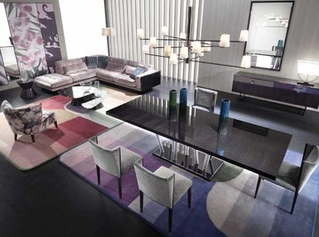 Итальянская гостиная Glamourous фабрики Costantini Pietro