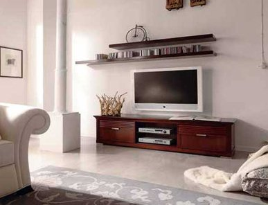 Итальянская Тумба ТВ Luna 5233 фабрики Selva Timeless