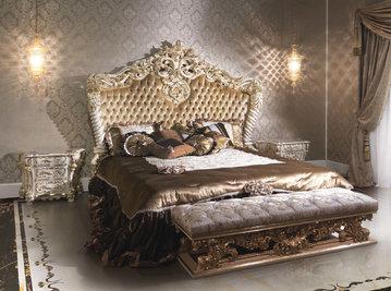 Итальянская кровать 2014 фабрики BAZZI