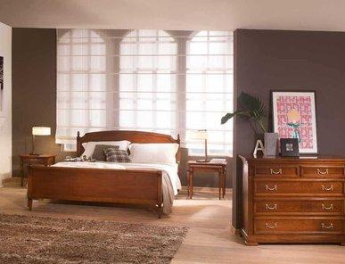Итальянская спальня Villa Borghese фабрики Selva Timeless