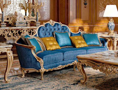 Итальянский диван ABU DABHI фабрики BAZZI