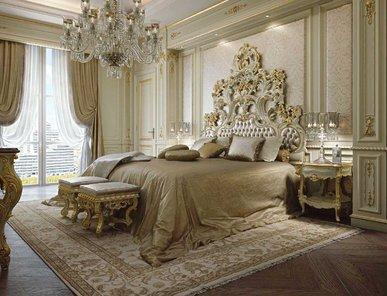 Итальянская спальня SUITE I фабрики BAZZI