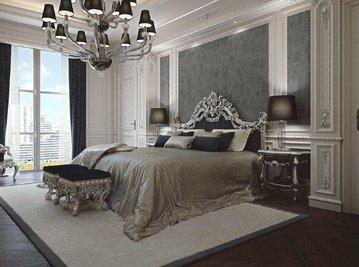 Итальянская спальня SUITE II фабрики BAZZI