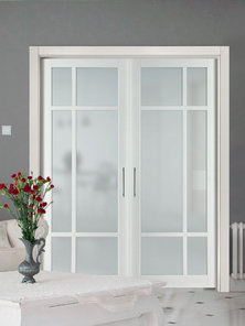 Итальянская дверь 2043 V фабрики BERTOLOTTO PORTE