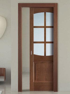 Итальянская дверь 2010 F6 фабрики BERTOLOTTO PORTE