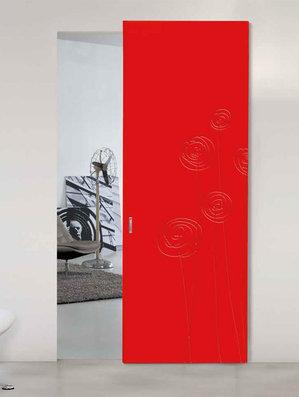 Итальянская дверь SOFFI фабрики BERTOLOTTO PORTE