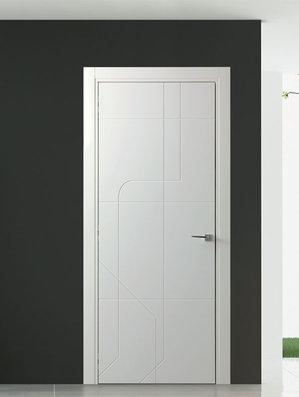 Итальянская дверь NEW YORK LACCATO фабрики BERTOLOTTO PORTE