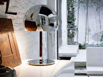 Итальянская настольная лампа CALIMERO фабрики Cattelan Italia