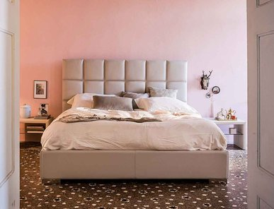 Итальянская кровать WILLIAM фабрики Cattelan Italia
