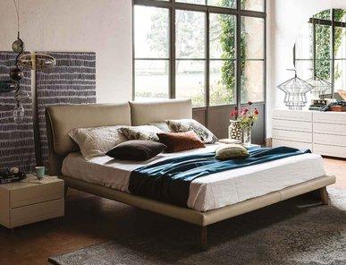 Итальянская кровать ADAM фабрики Cattelan Italia