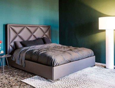 Итальянская кровать PATRICK фабрики Cattelan Italia