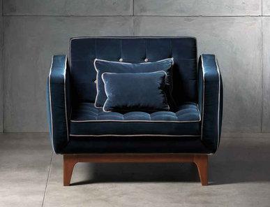 Итальянское кресло Yvan фабрики CHELINI