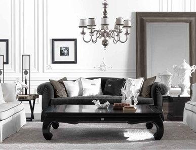 Итальянская мягкая мебель STEPHANY фабрики GIANFRANCO FERRE