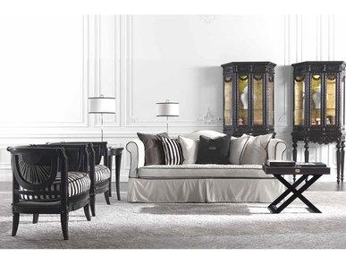 Итальянская мягкая мебель COMFORT фабрики GIANFRANCO FERRE