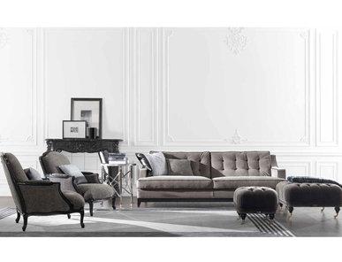 Итальянская мягкая мебель CLARK фабрики GIANFRANCO FERRE