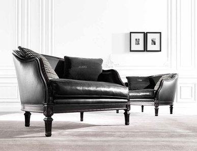Итальянское кресло FREDDY фабрики GIANFRANCO FERRE