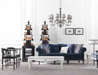 Итальянская мягкая мебель BENNY фабрики GIANFRANCO FERRE