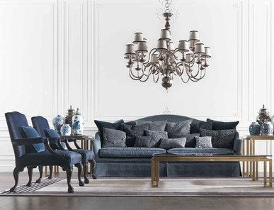 Итальянская мягкая мебель QUEEN фабрики GIANFRANCO FERRE