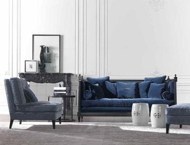 Итальянская мягкая мебель KING фабрики GIANFRANCO FERRE