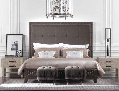 Итальянская кровать HILTON фабрики GIANFRANCO FERRE