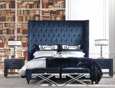Итальянская кровать BOND фабрики GIANFRANCO FERRE